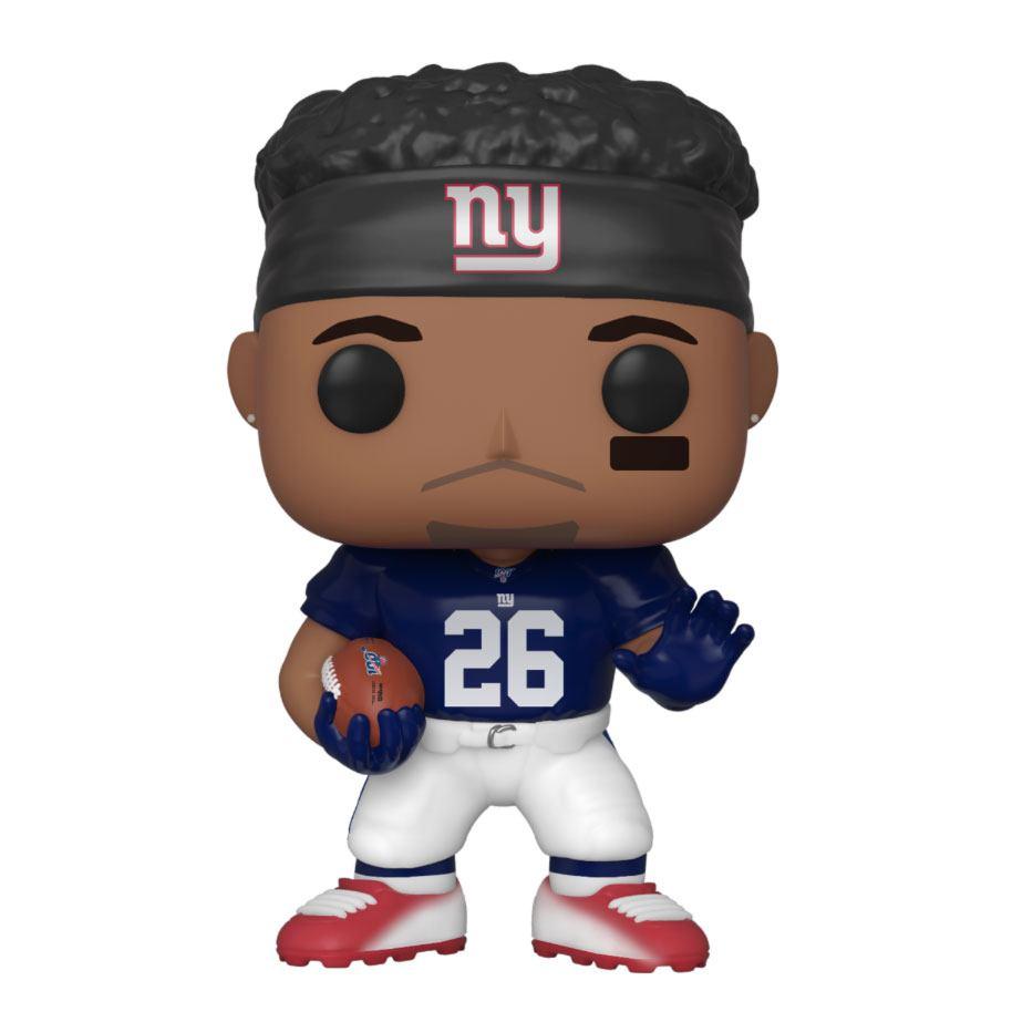 NFL POP! Football Vinyl Figure Saquon Barkley (Giants) 9 cm