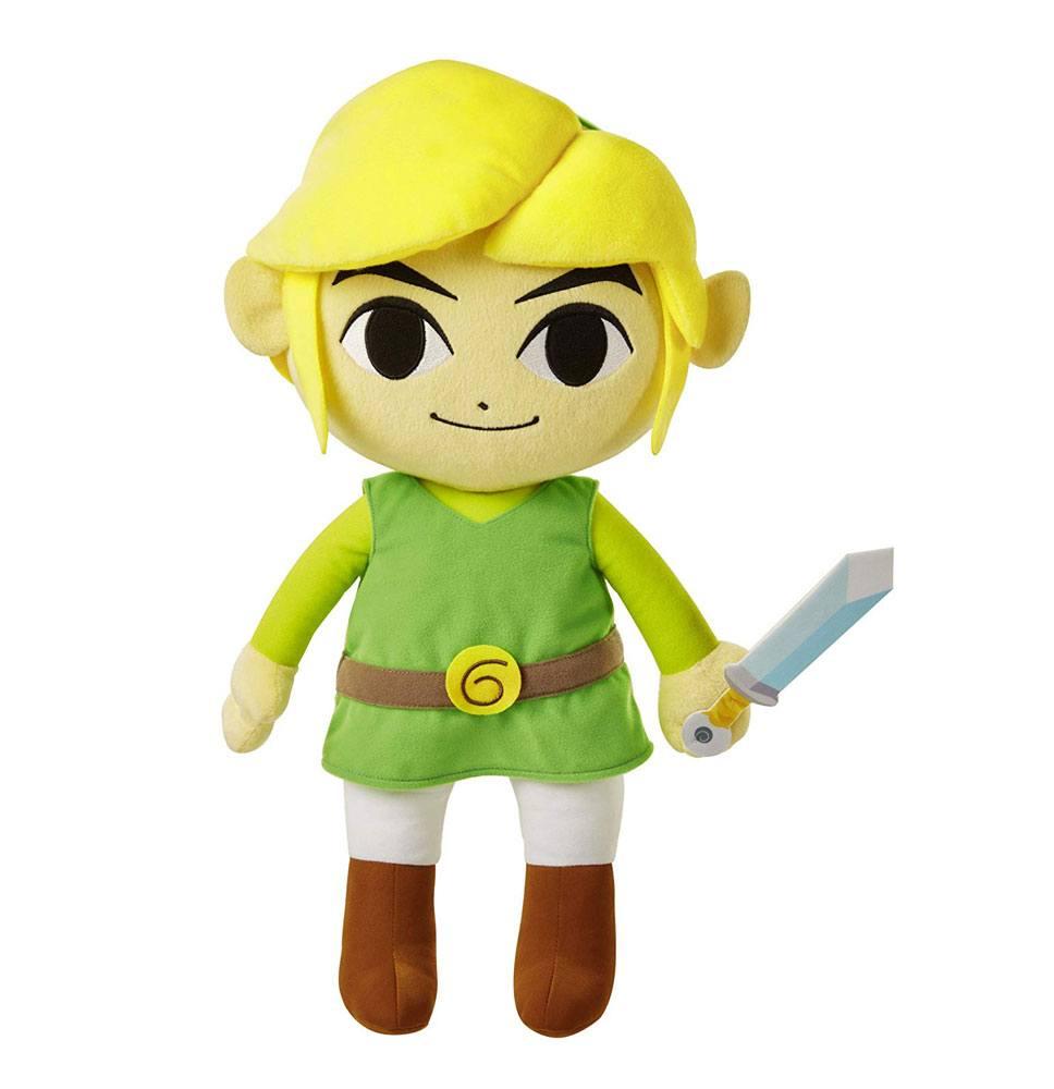 World of Nintendo Legend of Zelda Jumbo Plush Figure Link (Wind Waker) 47 cm
