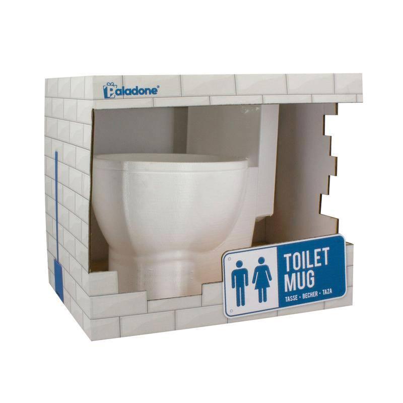 Toilet Oversized Mug