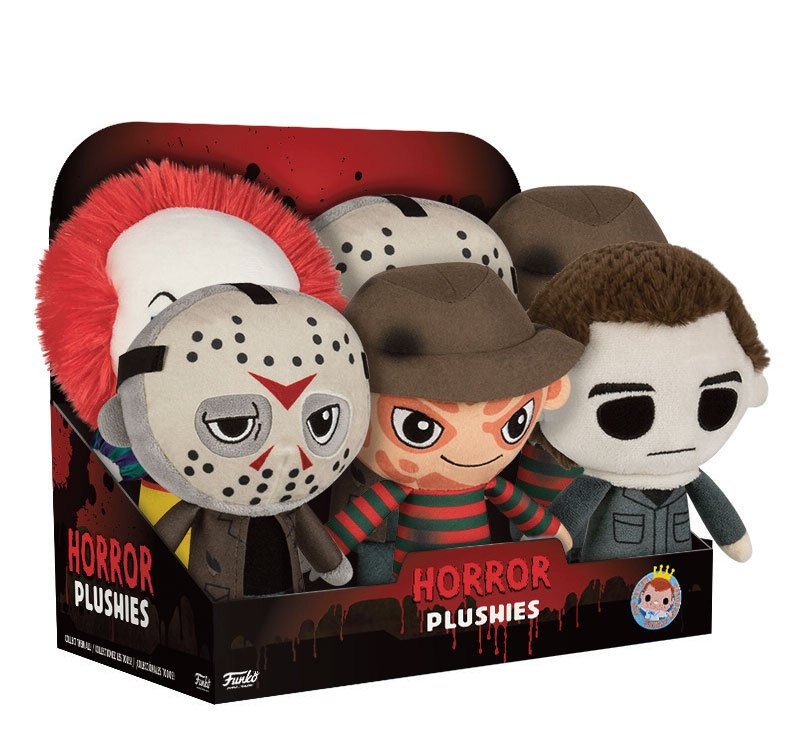 Horror Classic Plushies Plush Figure 20 cm Display (6)