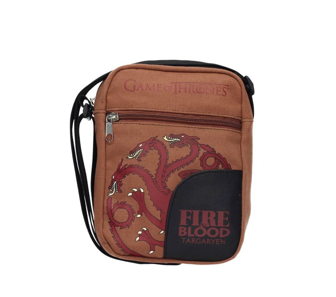 Game of Thrones Mini Messenger Bag Targaryen 17 x 23 cm