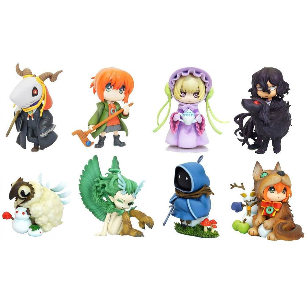 The Ancient Magus Bride MAG Premium Vignette Collect Mini Figure 8-Pack 7 cm