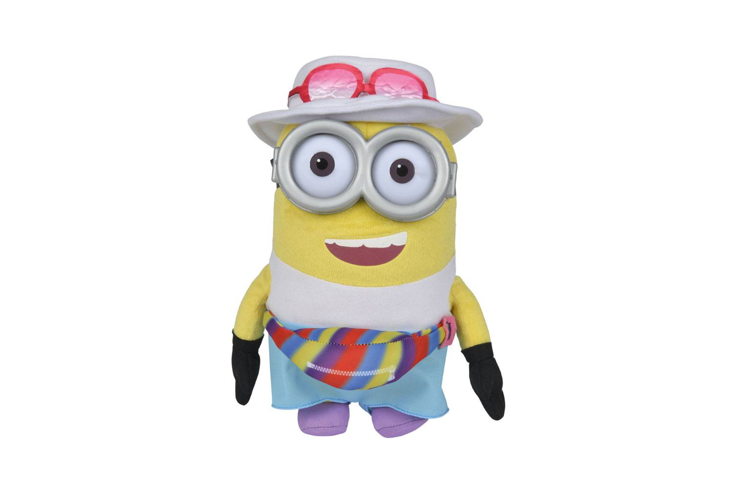 Despicable Me 3 Plush Figure Freedonian Jerry 25 cm