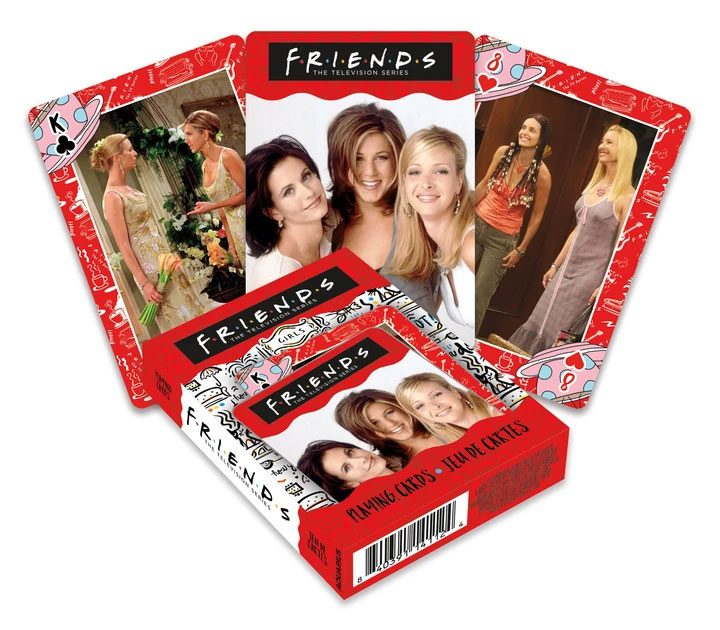 Friends Playing Cards Girls