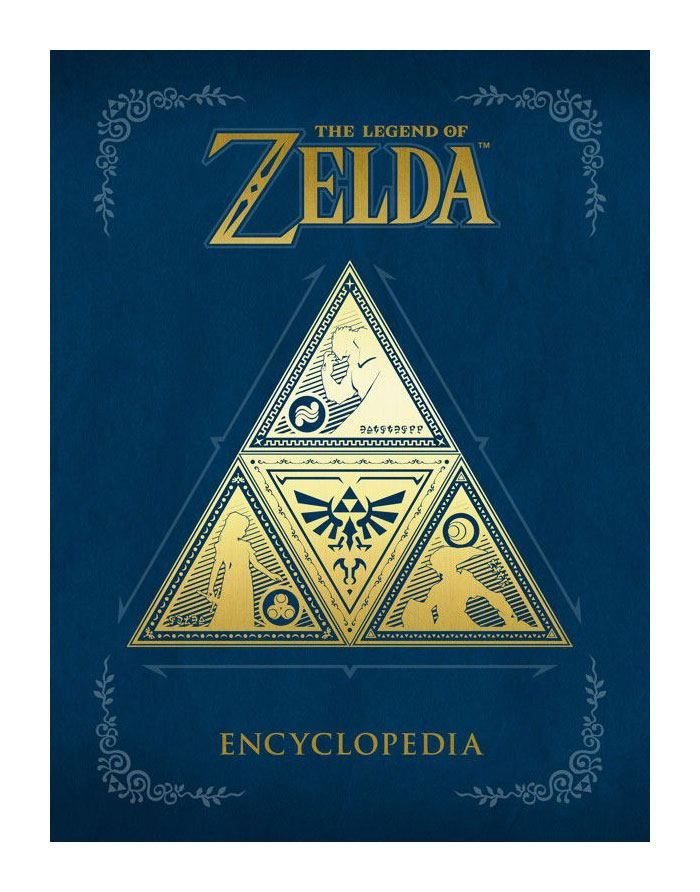 The Legend of Zelda Encyclopedia Hardcover