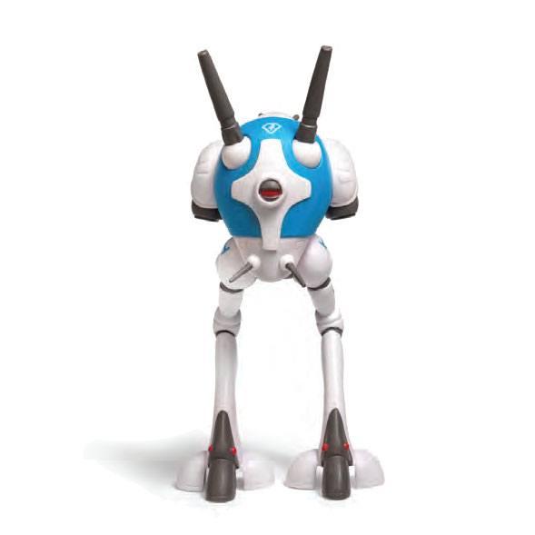 Robotech ReAction Action Figure Battle Pod 10 cm