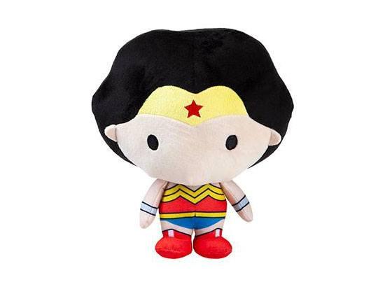DC Comics Plush Figure Wonder Woman Chibi Style 25 cm
