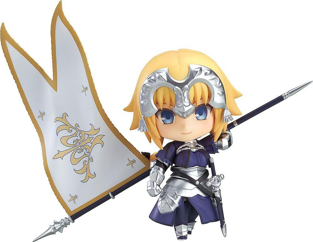 Fate/Grand Order Nendoroid Action Figure Ruler / Jeanne d'Arc 10 cm