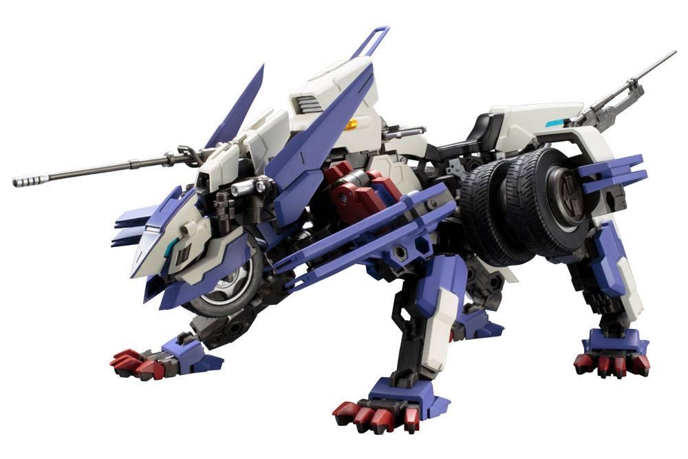Hexa Gear Plastic Model Kit 1/24 Rayblade Impulse 24 cm