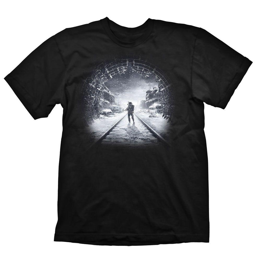Metro Exodus T-Shirt Winter Size M