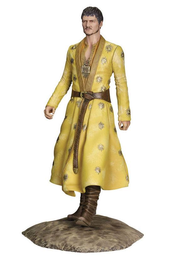 Game of Thrones PVC Statue Oberyn Martell 18 cm --- DAMAGED PACKAGING