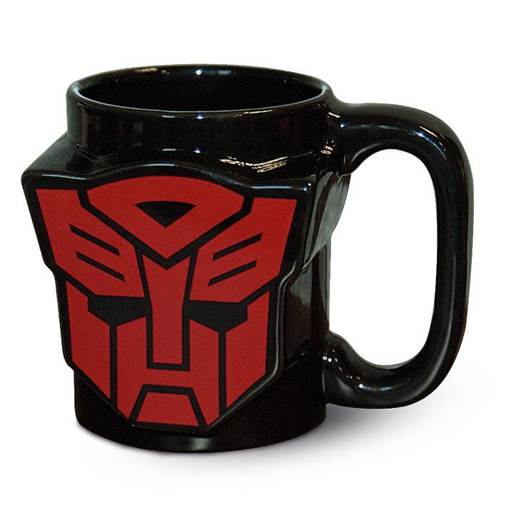 Transformers G1 3D Mug Autobot Shield