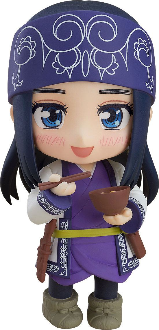 Golden Kamuy Nendoroid Action Figure Asirpa 10 cm