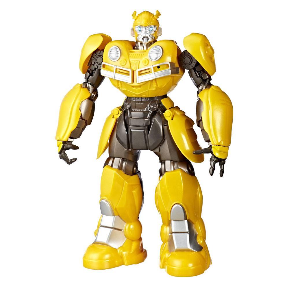 Transformers Bumblebee Interactive Action Figure DJ Bumblebee 25 cm