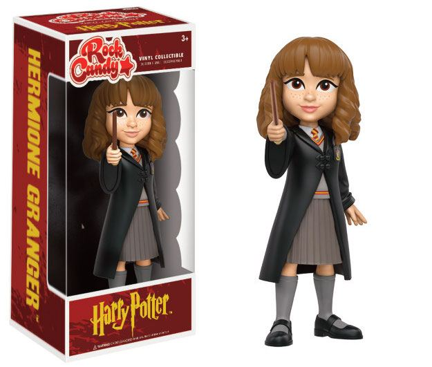 Harry Potter Rock Candy Vinyl Figure Hermione Granger 13 cm