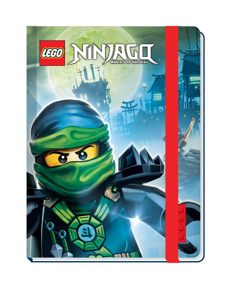 LEGO Ninjago Notebook A5