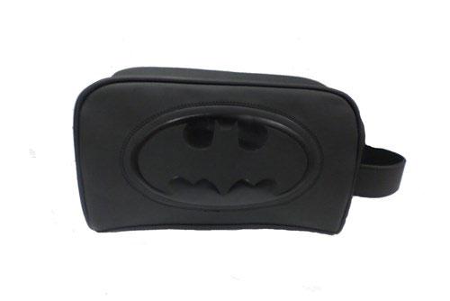 Batman Wash Bag Logo