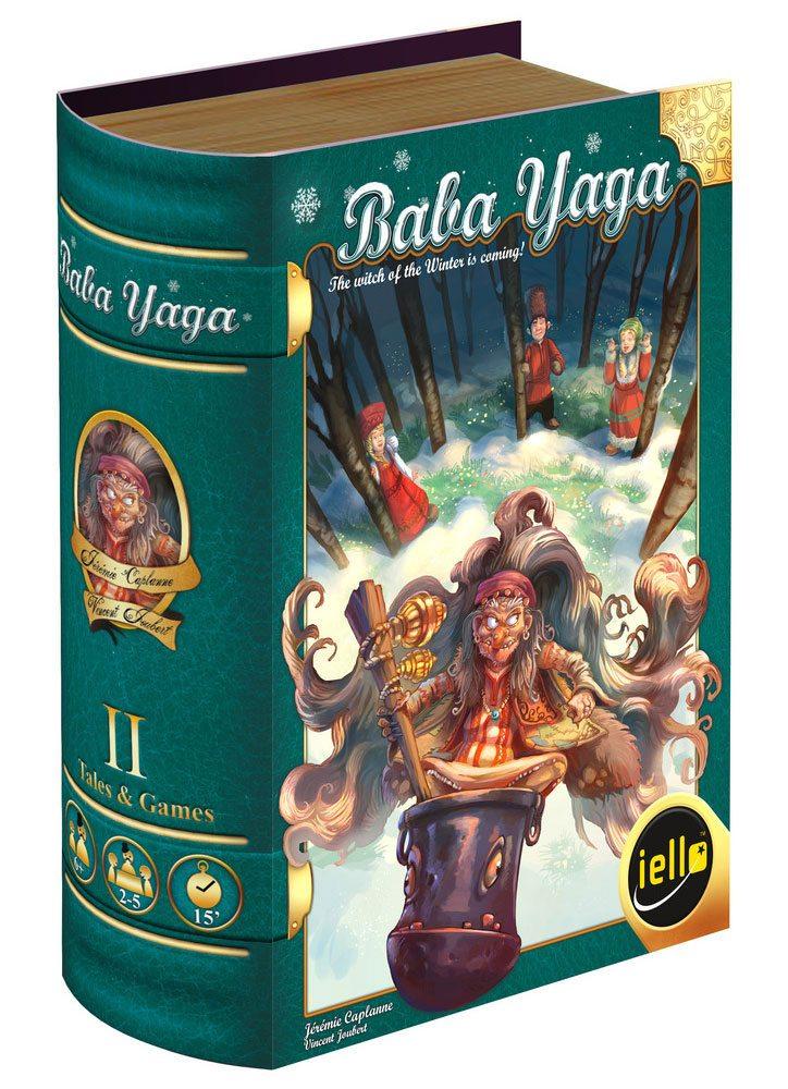 Baba Yaga Board Game *English Version*
