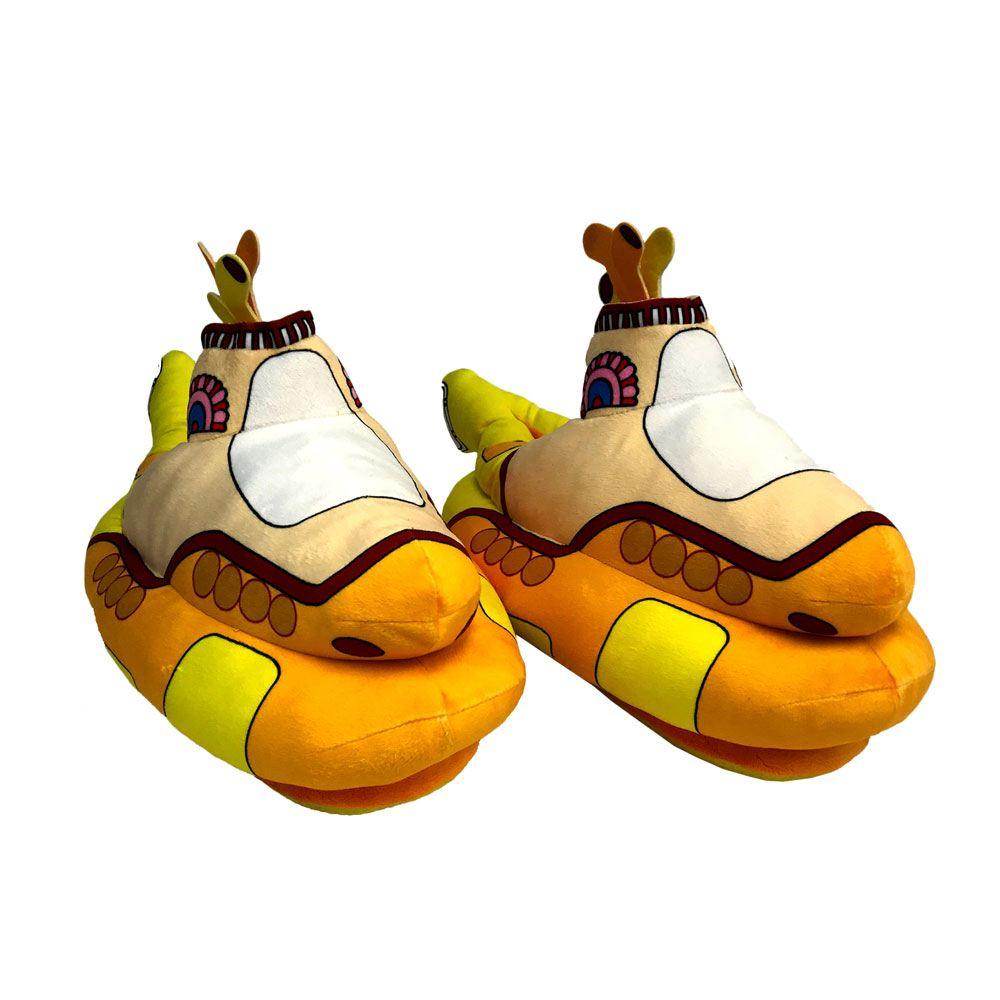 The Beatles Plush Slippers Yellow Submarine 35 cm