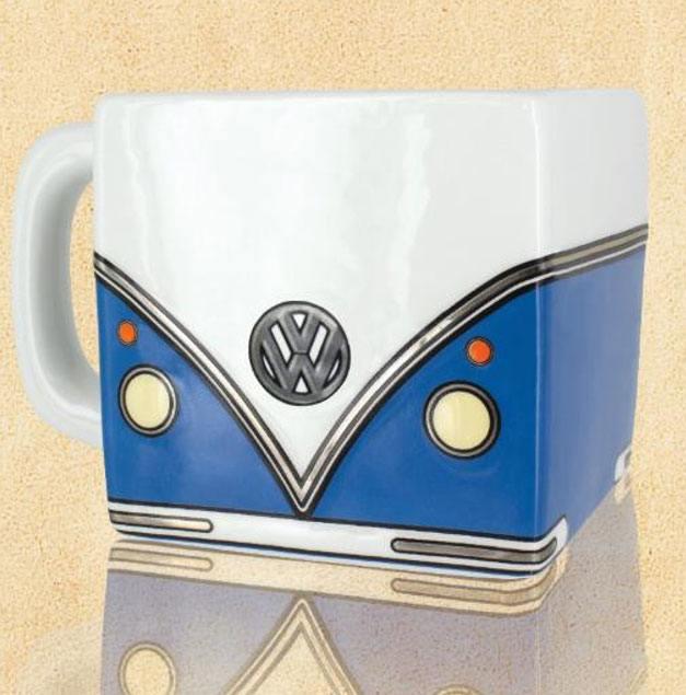 Volkswagen Mug Shaped Campervan 13 cm