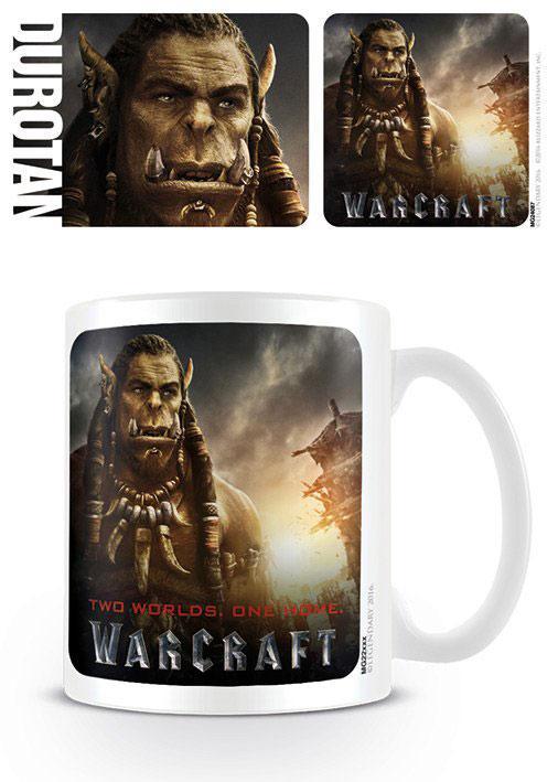 Warcraft Mug Durotan