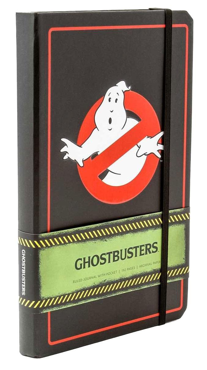 Ghostbusters Hardcover Ruled Journal No-Ghost Symbol