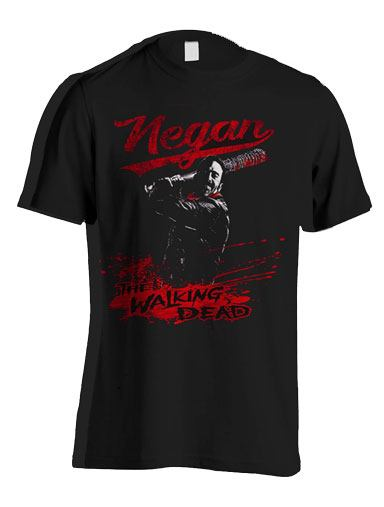 Walking Dead T-Shirt Negan Size M