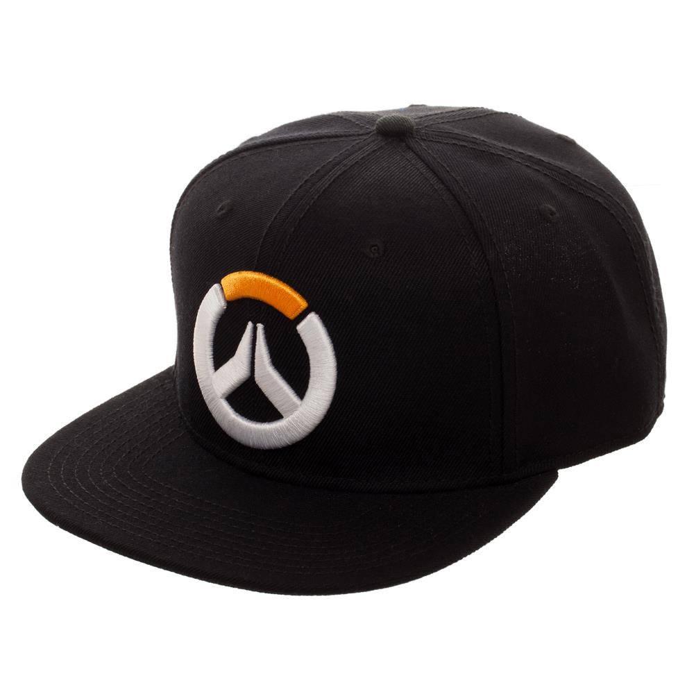 Overwatch Snap Back Cap Logo