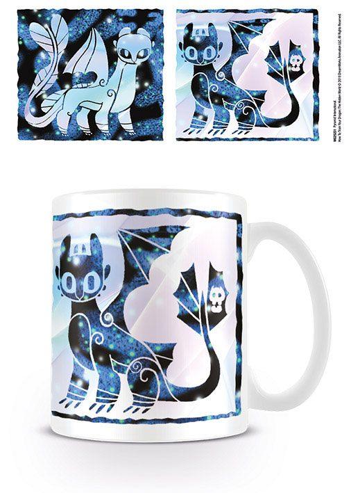 How to Train Your Dragon 3 The Hidden World Mug Fury Dragons