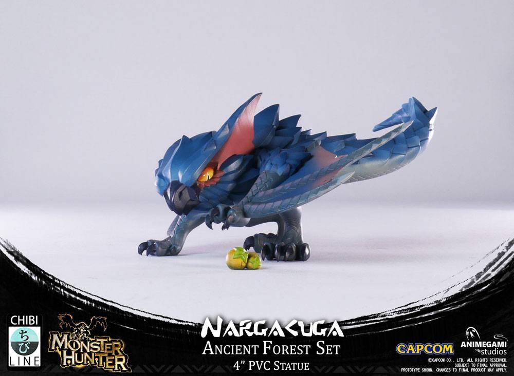 Monster Hunter PVC Statue Nargacuga 10 cm