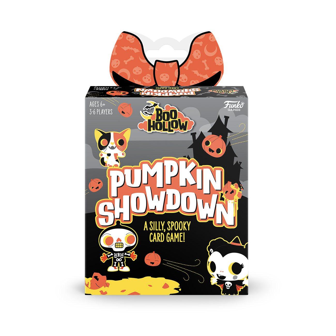Boo Hollow Card Game Pumpkin Showdown English Version
