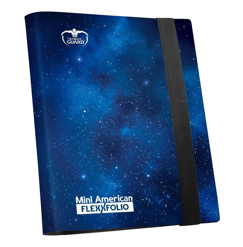 Ultimate Guard Mini American 9-Pocket FlexXfolio Mystic Space