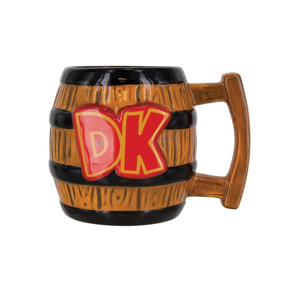 Super Mario 3D Mug Donkey Kong