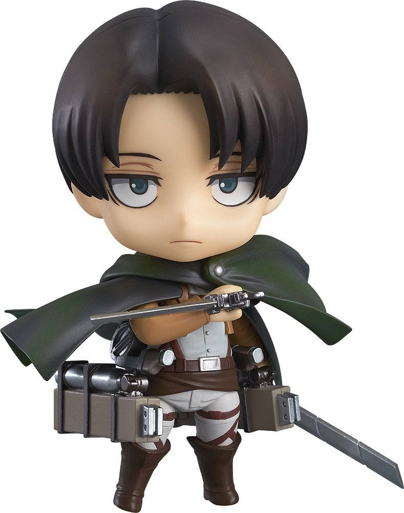 Attack on Titan Nendoroid Action Figure Levi 10 cm
