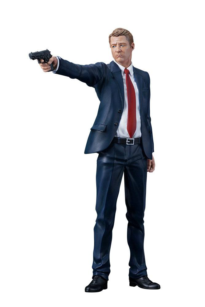 Gotham ARTFX+ PVC Statue 1/10 James Jim Gordon 18 cm