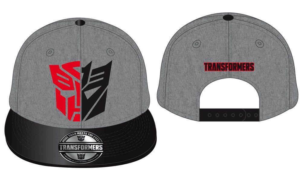 Transformers Adjustable Cap Autobot vs Deception