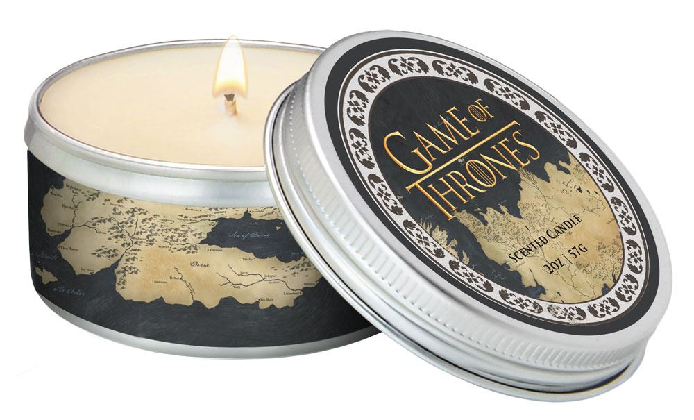 Game of Thrones Tin Candle Westeros (2 oz. / 60 ml)