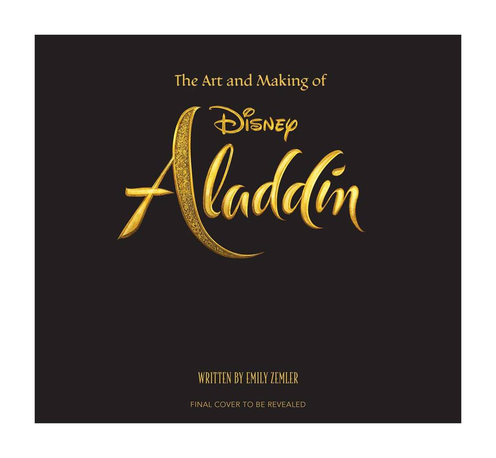 Aladdin Art Book The Art and Making of Aladdin