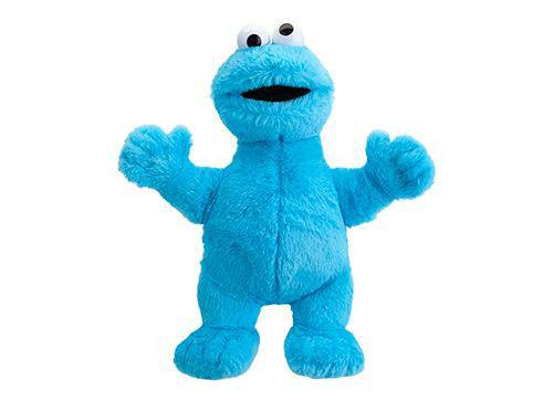 Sesame Street Plush Figure Cookie Monster 30 cm