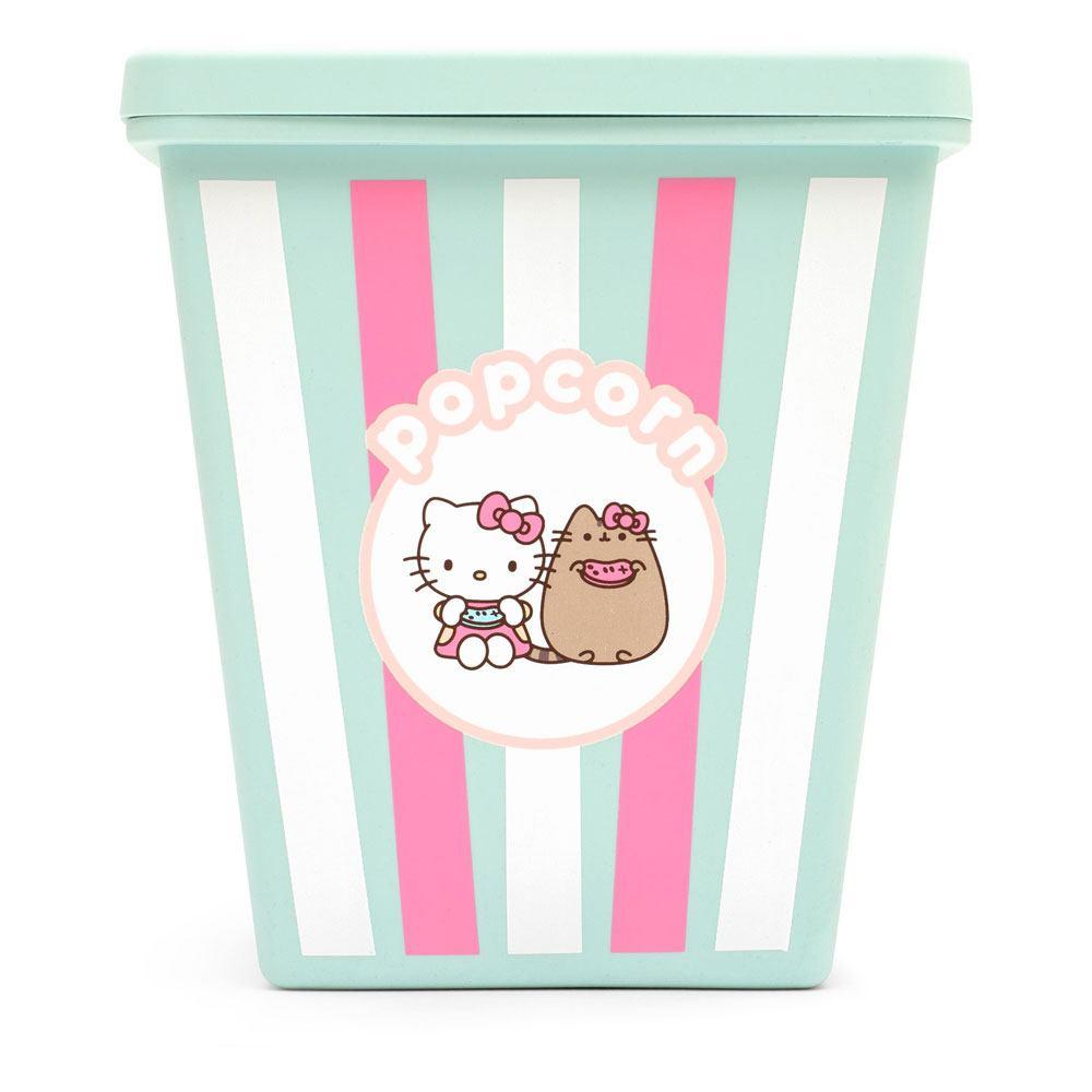 Pusheen Popcorn Maker Hello Kitty