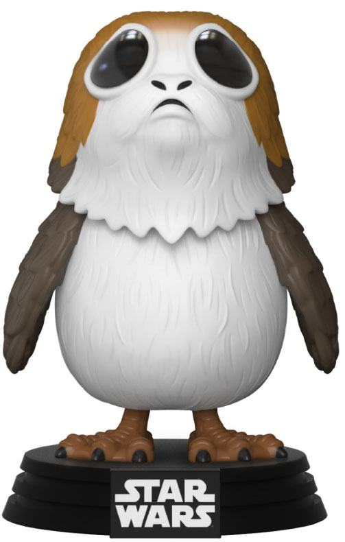 Star Wars Episode VIII POP! Vinyl Figure Sad Porg 9 cm