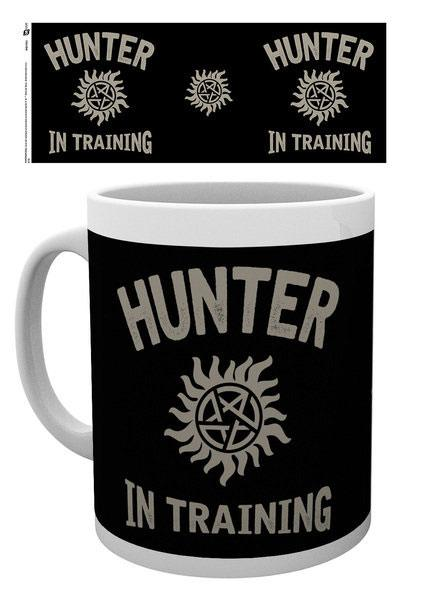 Supernatural Mug Hunter In Training