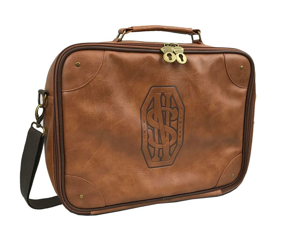 Fantastic Beasts Messenger Bag Newt Scamanders Briefcase