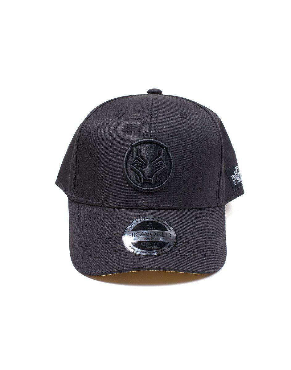 Black Panther Movie Baseball Cap Logo