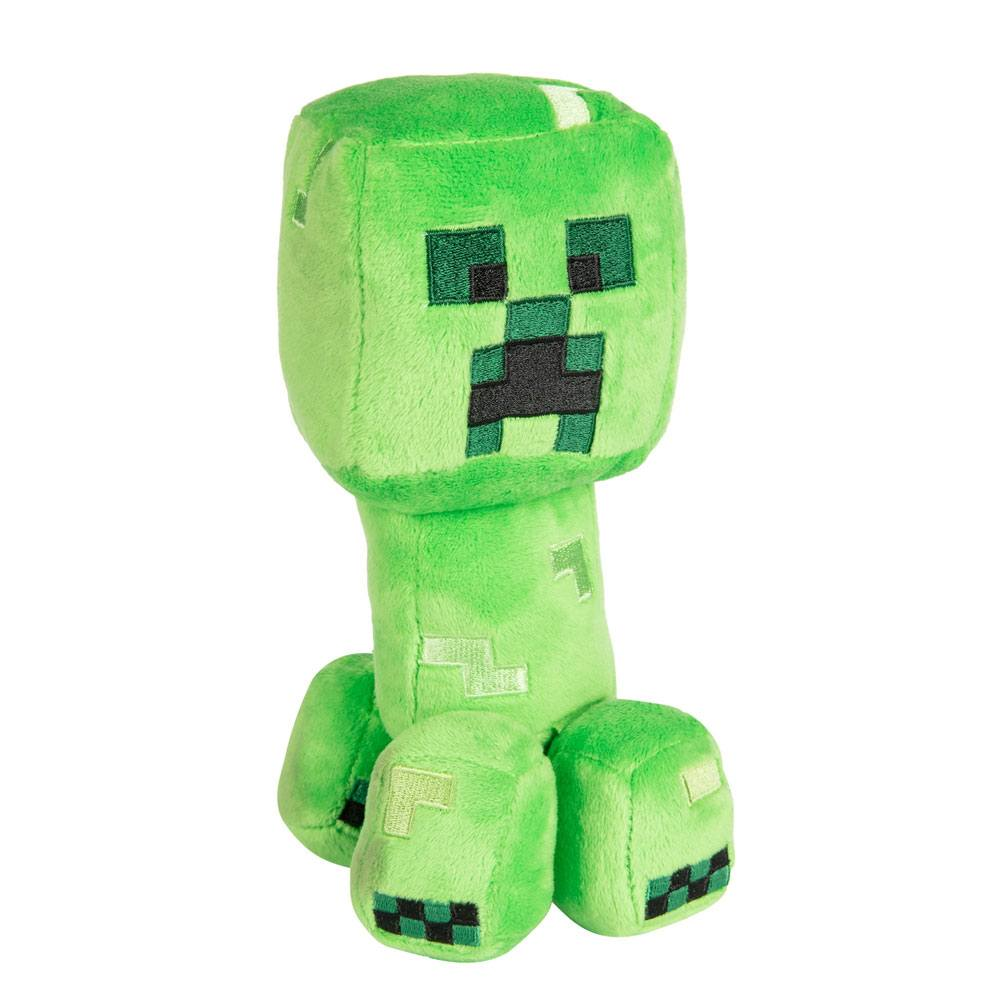 Minecraft Happy Explorer Plush Figure Creeper 18 cm