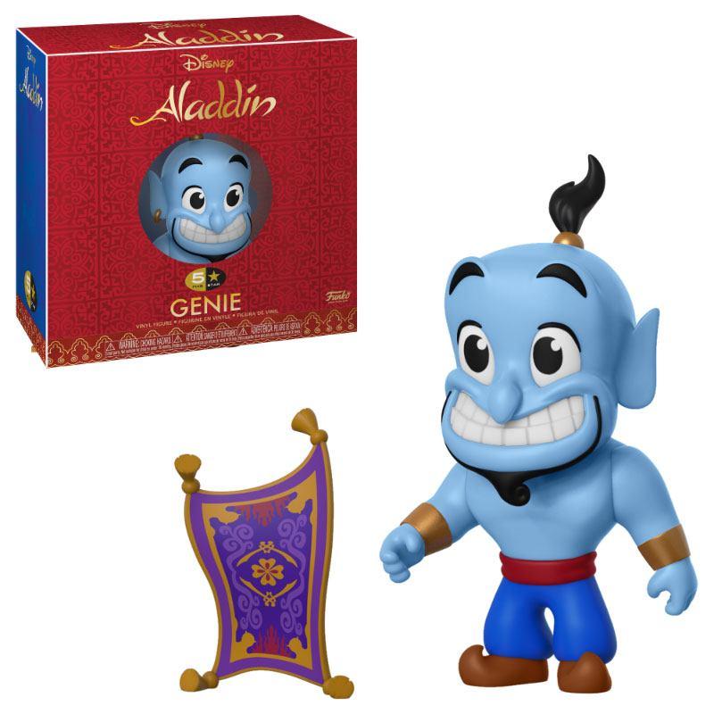 Aladdin 5-Star Vinyl Figure Genie 8 cm