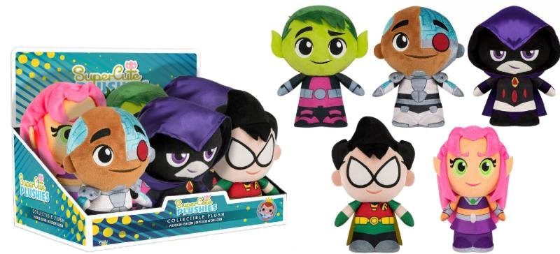 Teen Titans Go! Super Cute Plushies Plush Figure 18 cm Display Classic (6)