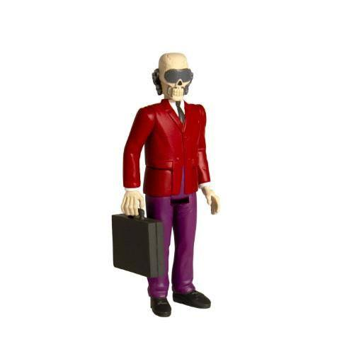 Megadeth ReAction Action Figure Vic Rattlehead 10 cm