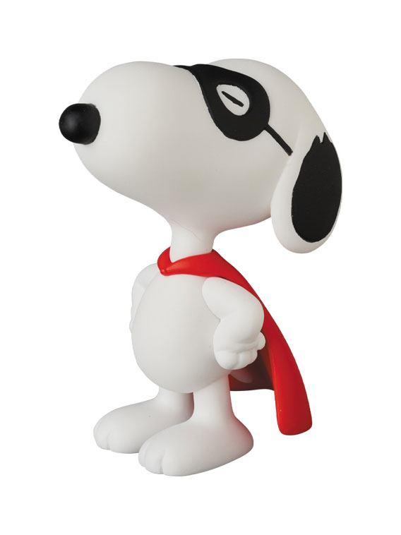 Peanuts UDF Series 11 Mini Figures Masked Marvel Snoopy 7 cm