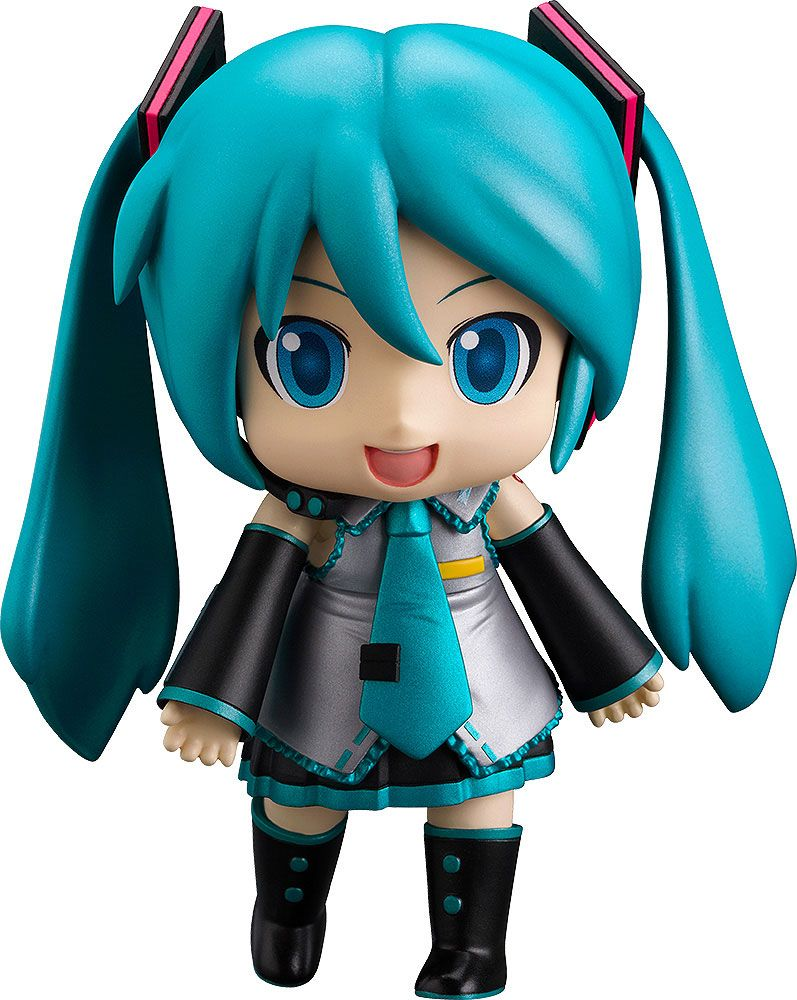 Character Vocal Series 01 Nendoroid Action Figure Mikudayo 10th Anniversary Ver. 10 cm